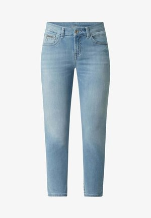MIT STRETCH-ANTEIL  - Slim fit jeans - hellblau