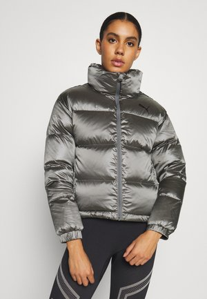 SHINE JACKET - Down jacket - ultra gray
