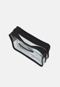 Horizn Studios - LIQUIDS BAG UNISEX - Kosmetická taška - black - 2