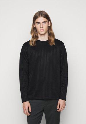TEDDY - Long sleeved top - black
