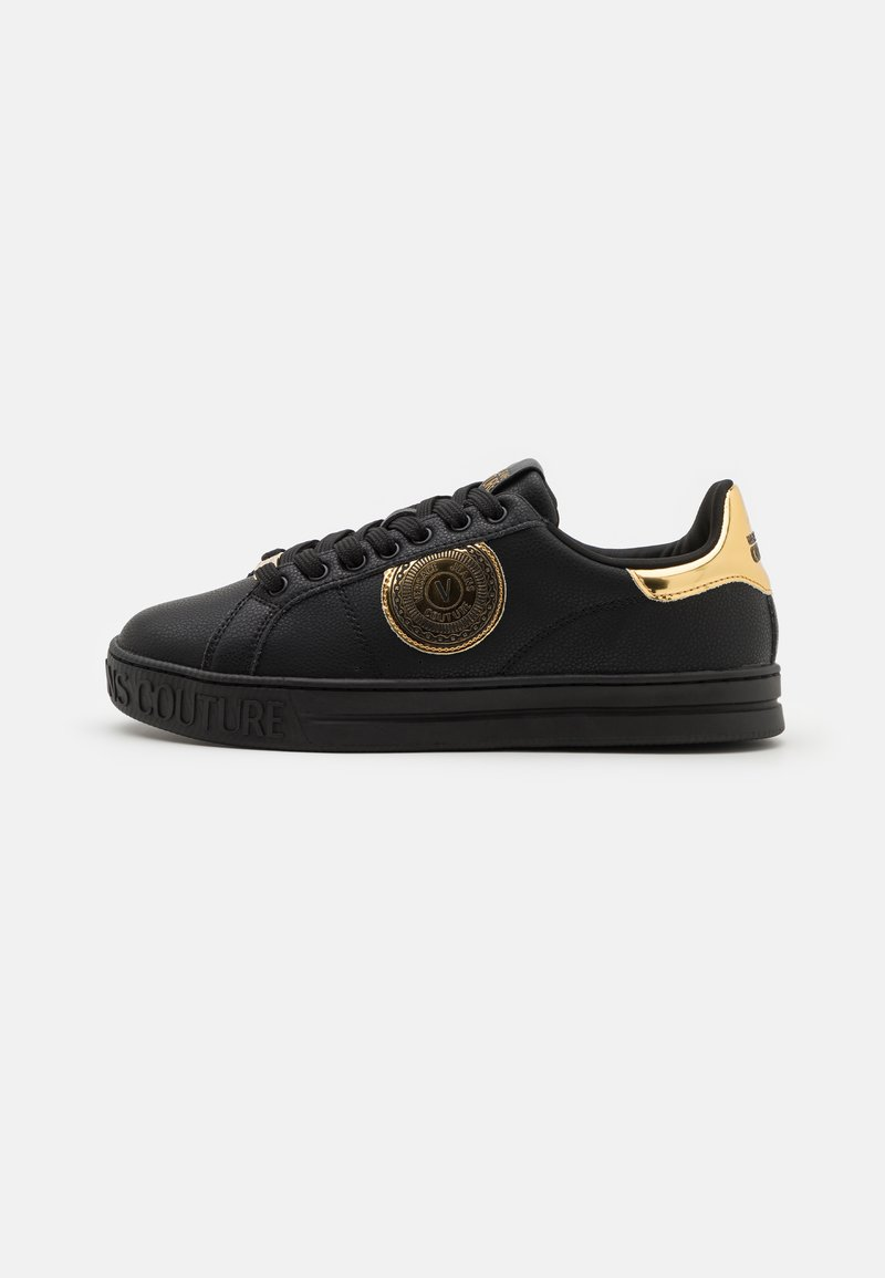 Versace Jeans Couture - COURT - Baskets basses - nero