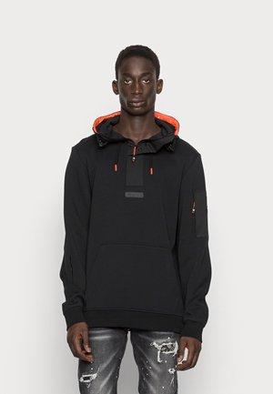 CASPIAN OH HOODY - Sweater - black