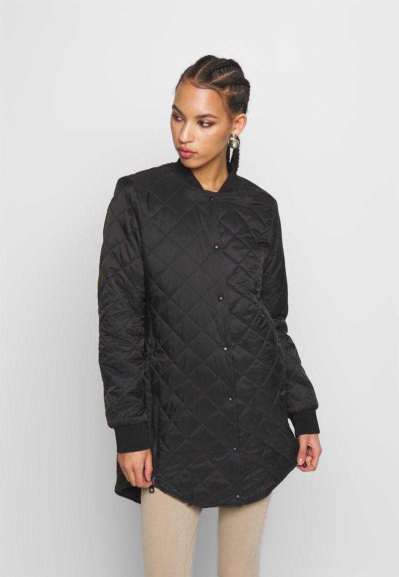 Vero Moda - VMHAYLE JACKET - Short coat - black