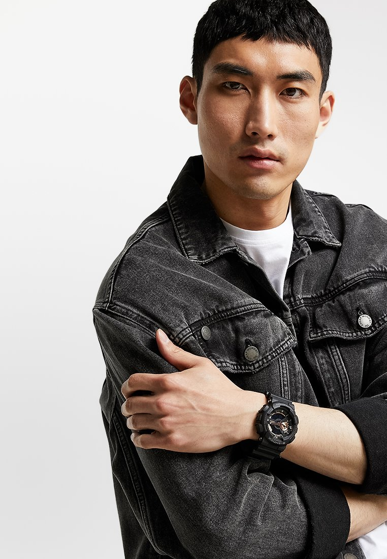 G-SHOCK - Chronograph watch - black