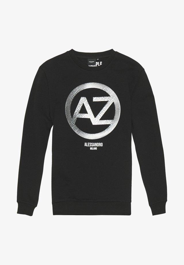 MASCCIO CREW - Sweatshirt - black