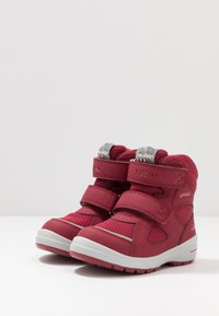 Viking - SPRO GTX UNISEX - Winter boots - dark red/red - 3