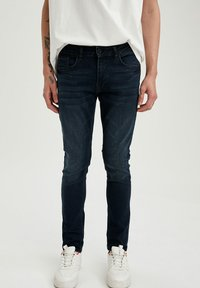 DeFacto - Jeans slim fit - indigo - 0