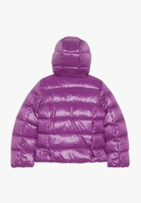Benetton - JACKET - Bunda z prachového peří - purple - 1