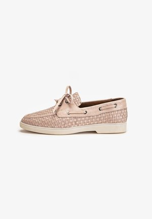 Boat shoes - blush blh