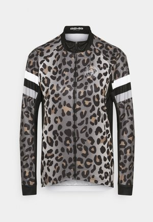 CHERIE JACKET LEOPARD - Training jacket - grey