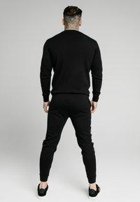 SIKSILK - Sweater - black - 2