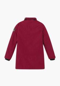 Killtec - BANTRY GRLS - Zimní kabát - pflaume - 2