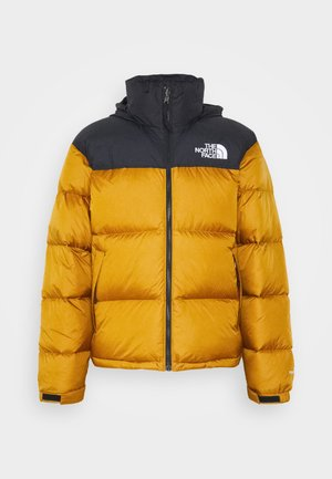 1996 RETRO NUPTSE JACKET - Bunda z prachového peří - timber tan