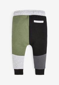 Next - SET - Zip-up hoodie - khaki - 4