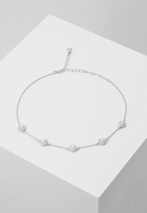 LAMARRA DAISY CHOKER - Kaulakoru - silver-coloured