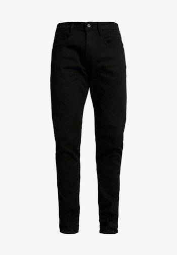 ANBASS - Slim fit -farkut - black