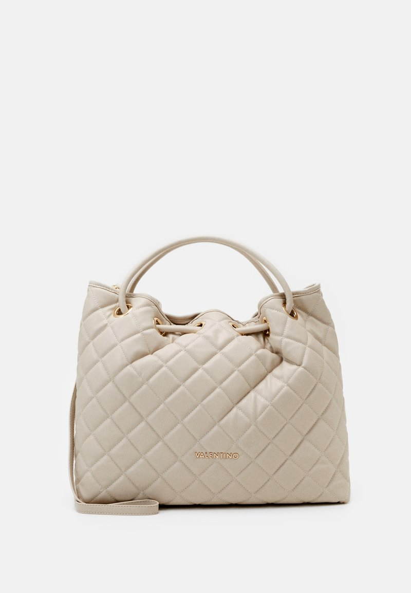 Valentino Bags - OCARINA - Shopping Bag - ecru