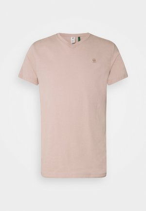 BASE-S V T S\S - Basic T-shirt - light pink