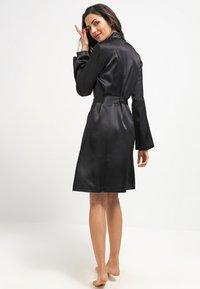 La Perla - VESTAGLIA CORTA - Dressing gown - nero - 2