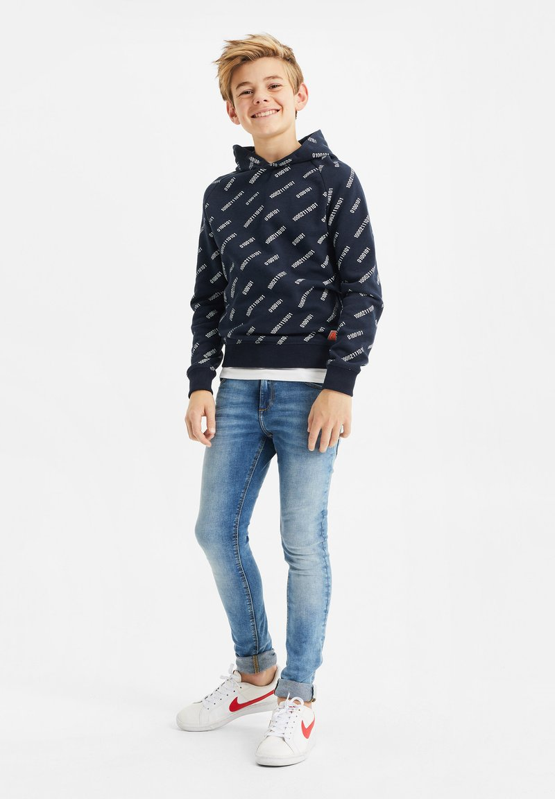 WE Fashion - Hoodie - dark blue