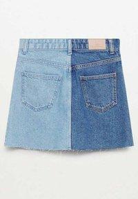 Mango - DUO - Denim skirt - lichtblauw - 1