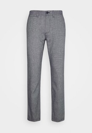 CHUCK REGULAR PANT - Stoffhose - dark blue