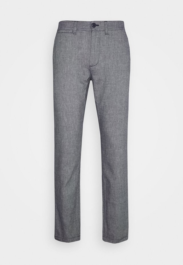 CHUCK REGULAR PANT - Pantalon classique - dark blue