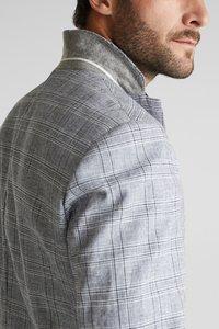 Esprit Collection - OCS LIMIX CHECK - Blazer jacket - blue 3 - 4