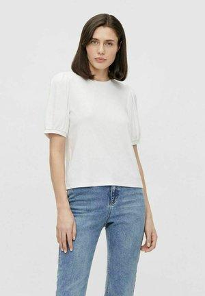 OBJJAMIE - T-shirt basic - white