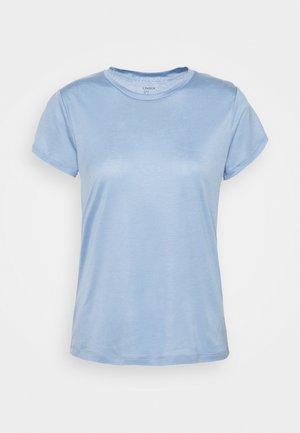 TOM - Jednoduché triko - light blue