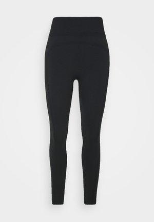 SEAMLESS LEGGINGS - Collant - black