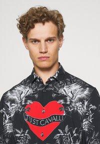 Just Cavalli - SHIRT - Camicia - black - 3