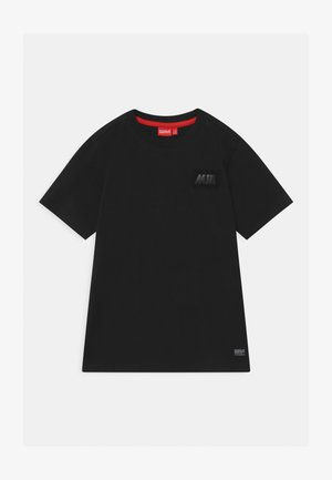 TALIP UNISEX - Basic T-shirt - jet black