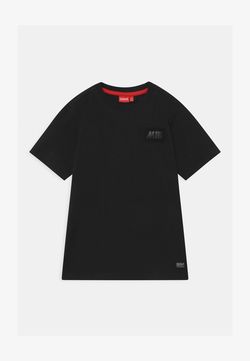 Monta Juniors - TALIP UNISEX - Basic T-shirt - jet black