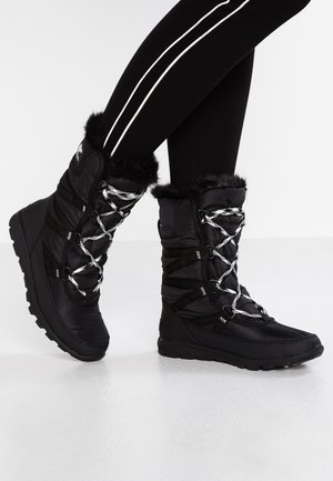 WHITNEY TALL LACE  - Winter boots - black