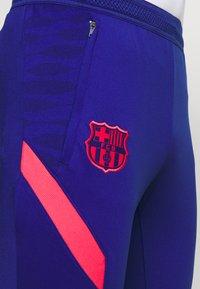 Nike Performance - FC BARCELONA DRY PANT - Klubbkläder - deep royal blue/fusion red - 5