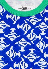 J.CREW - SLEEP SET - Pyjamas - blue/ivory - 3