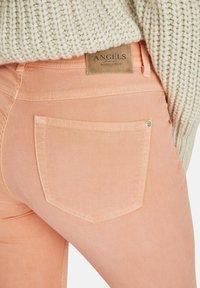 Angels - ORNELLA - Slim fit jeans - orange - 5