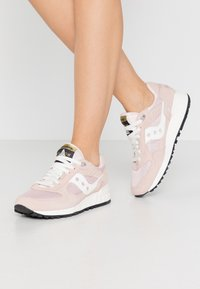 Saucony - SHADOW VINTAGE - Sneakers basse - morganite/marshmallow - 0