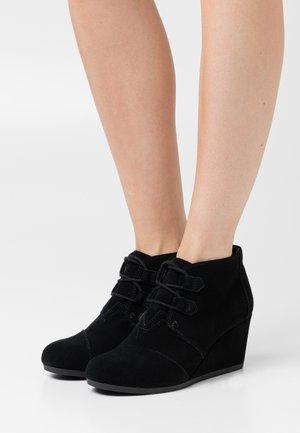 KALA - Ankle boots - black