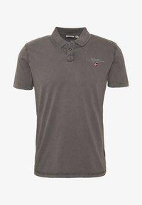 Napapijri - ELLI - Polo shirt - volcano - 4