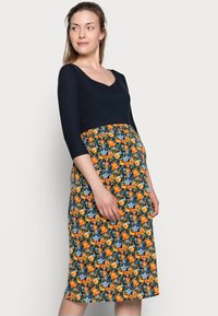 MAMALICIOUS - MLSIGA SKIRT - A-line skirt - twilight blue - 3