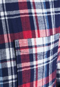 Selected Homme - SLHREGZANE SHIRT CHECK  - Shirt - brick red - 6