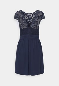 Nly by Nelly - MAKE ME HAPPY - Cocktail dress / Party dress - navy - 8