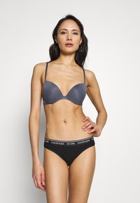 Calvin Klein Underwear - PLUNGE - Push-up BH - chrome - 1
