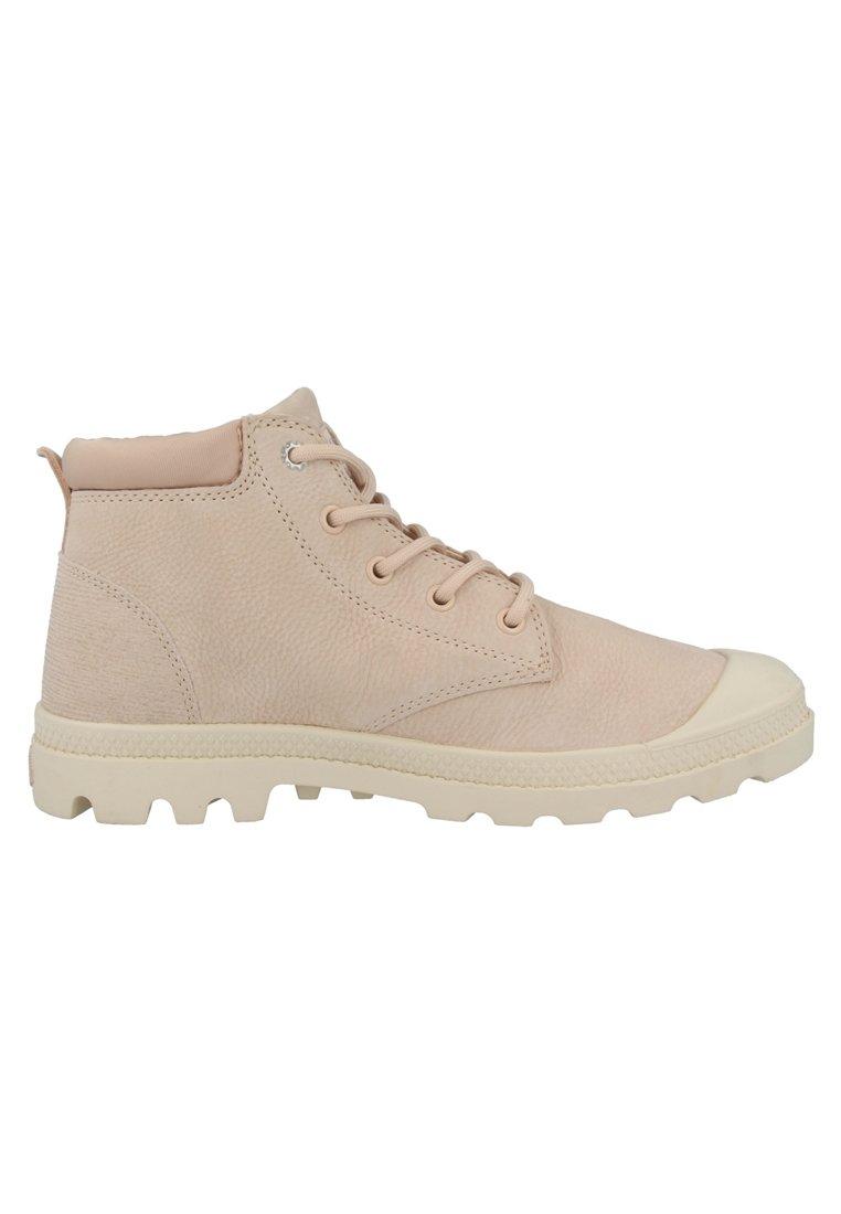 Palladium LOW CUF LEA  - Nilkkurit - pink/dust-sand - Naisten kengät gpPKi