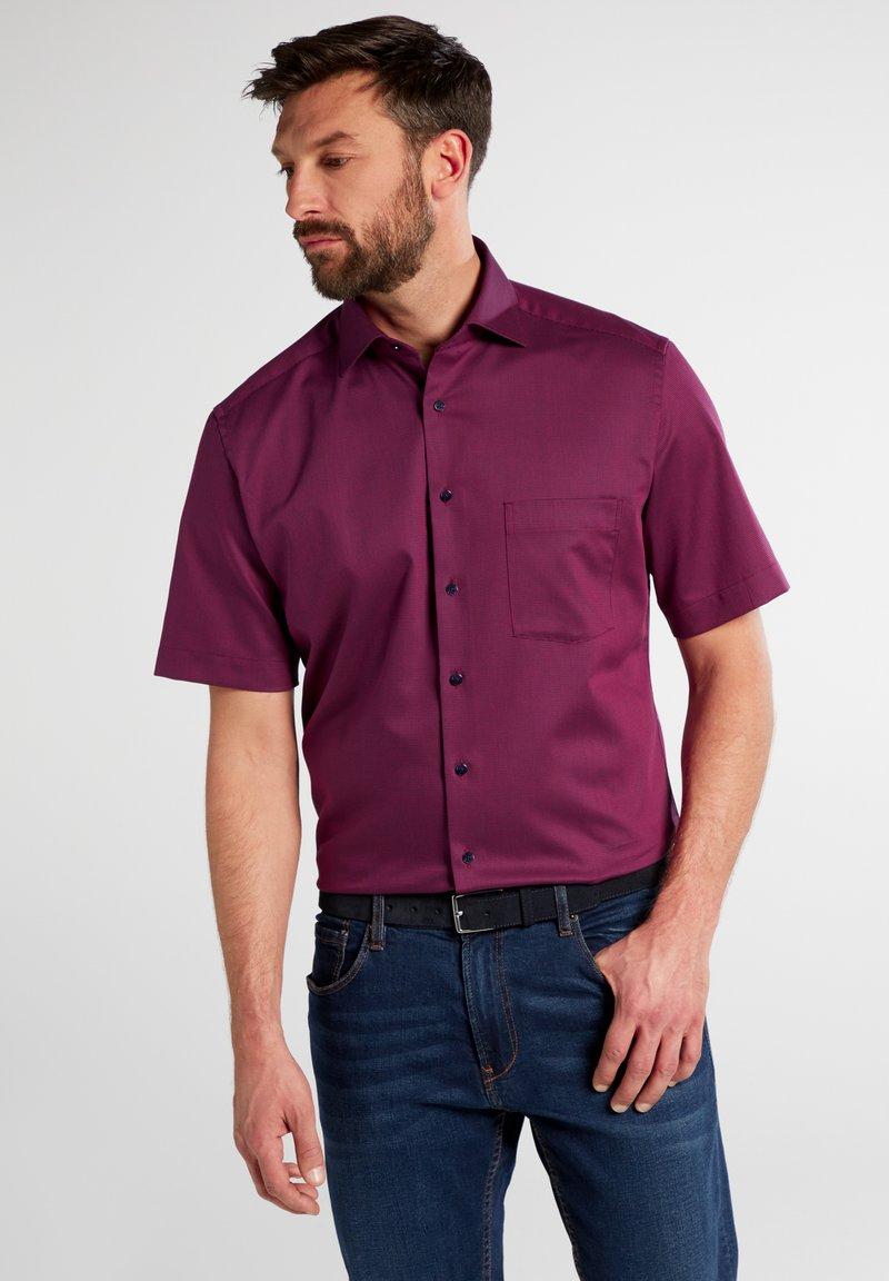Eterna - MODERN FIT - Shirt - burgundy