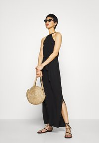 Even&Odd - Maxi dress - black - 1