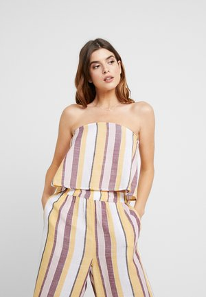 SAFARI STRIPE CROPPED - Complementos de playa - multi