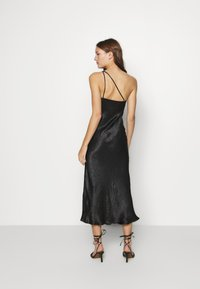 Third Form - WATERS EDGE ONE SHOULDER MAXI - Occasion wear - black - 2